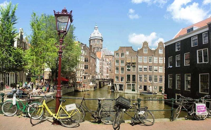 Amsterdam Safety Rating Among Top In The World