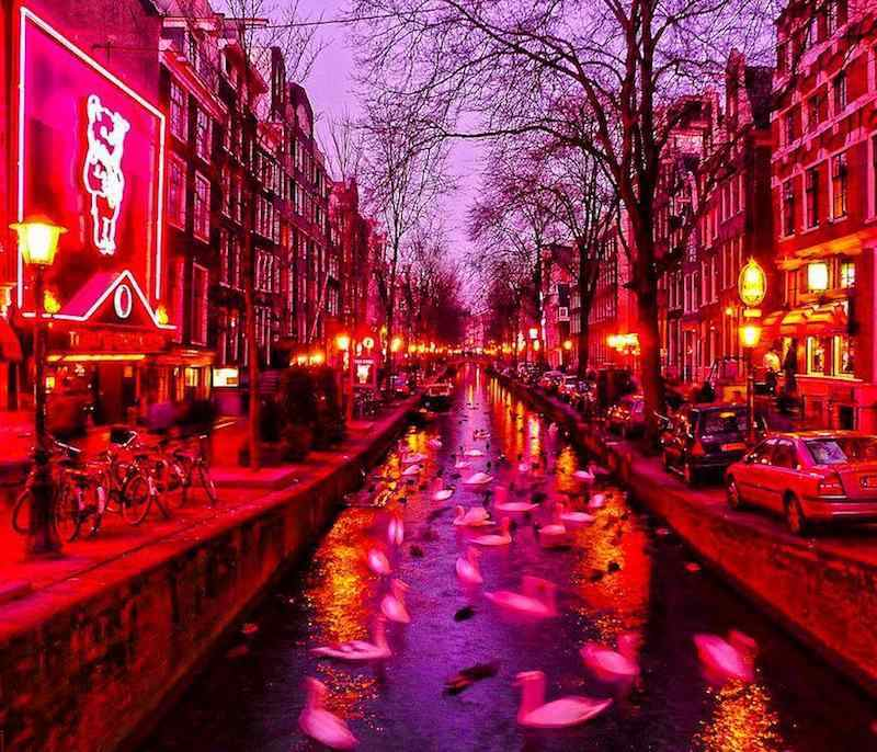 Red Light District Facebook Page