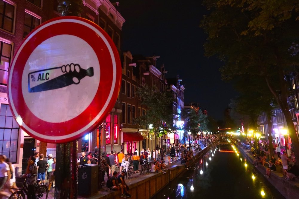 Amsterdam Red Light District Etiquette and Rules