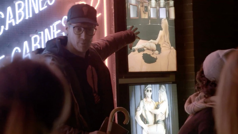 New Amsterdam Red Light District Documentary Shows Best