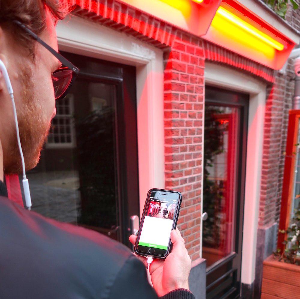 Amsterdam Audio Tour