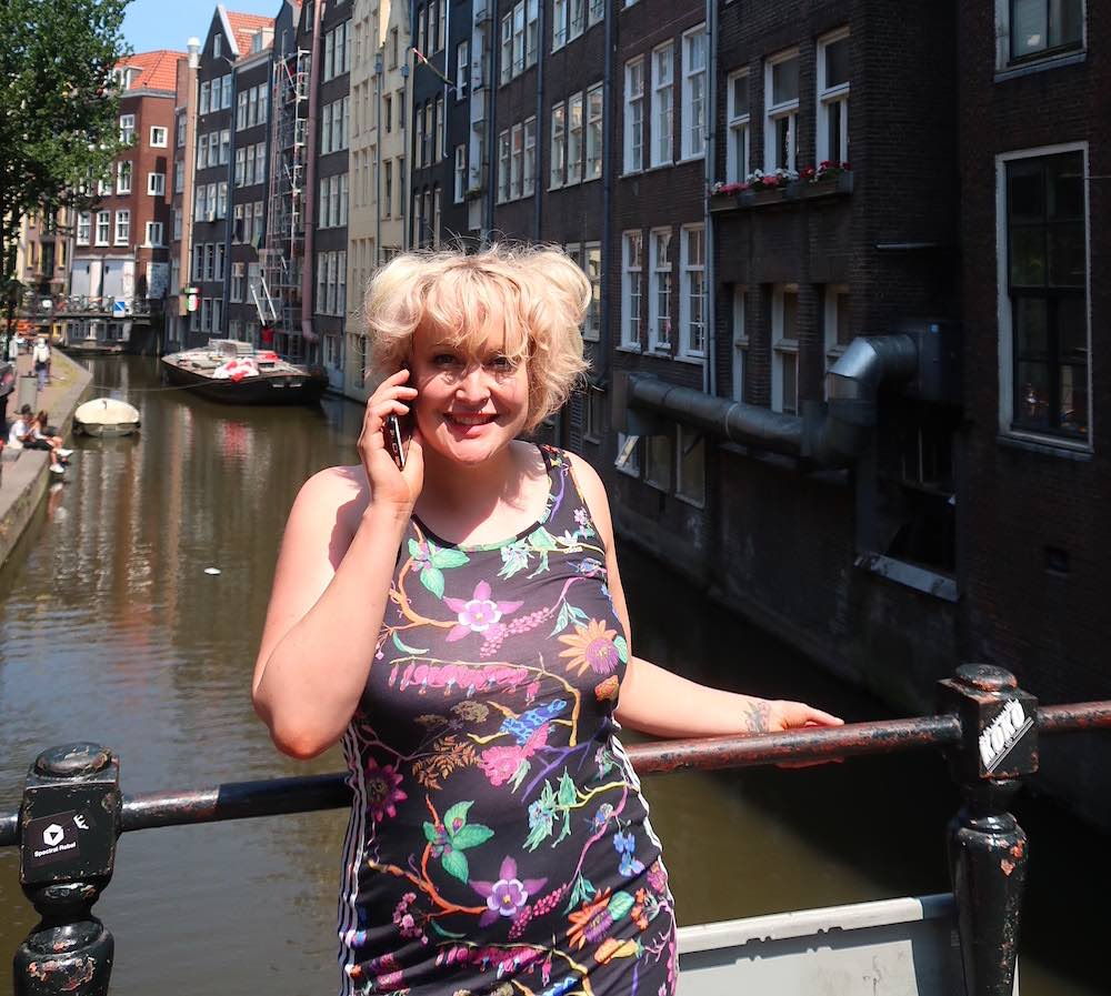 amsterdam red light district audio tour