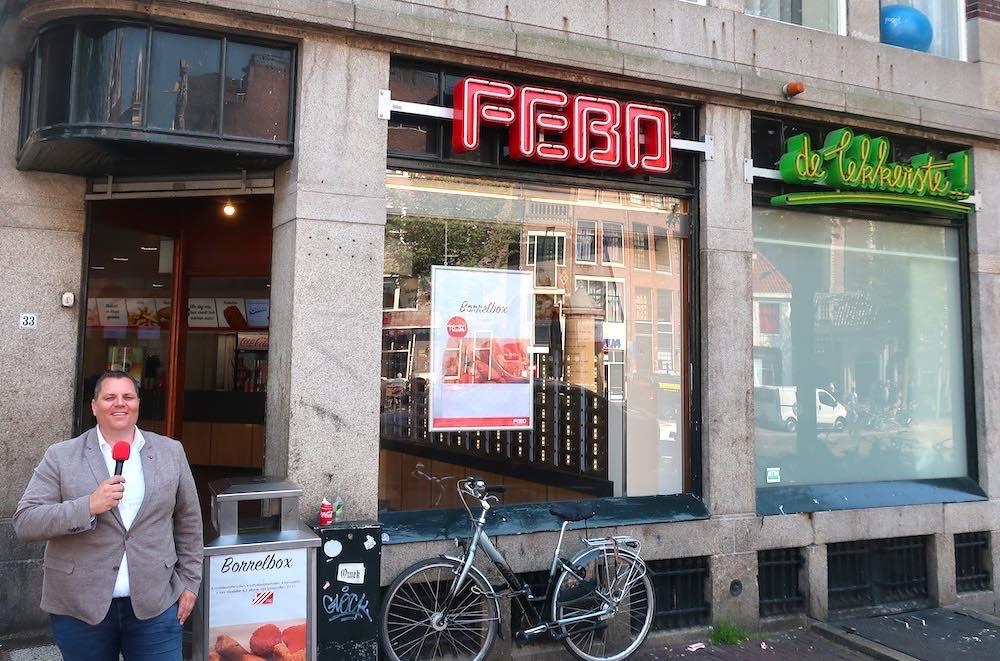 Febo Amsterdam Netherlands