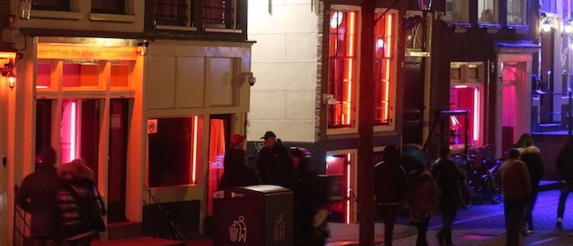 Amsterdam Red Light District things to do