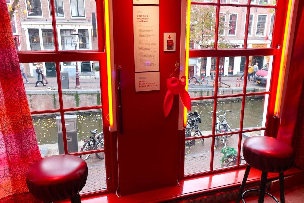museum of prostitution amsterdam reviews