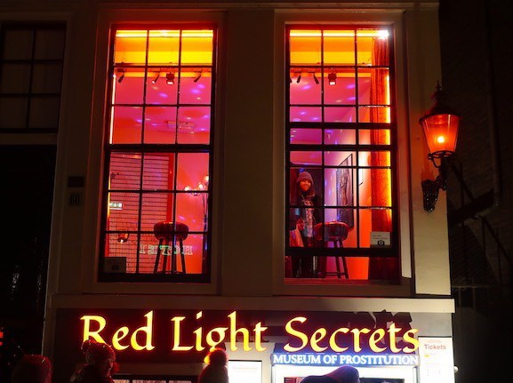 Red Light Secrets Museum Amsterdam