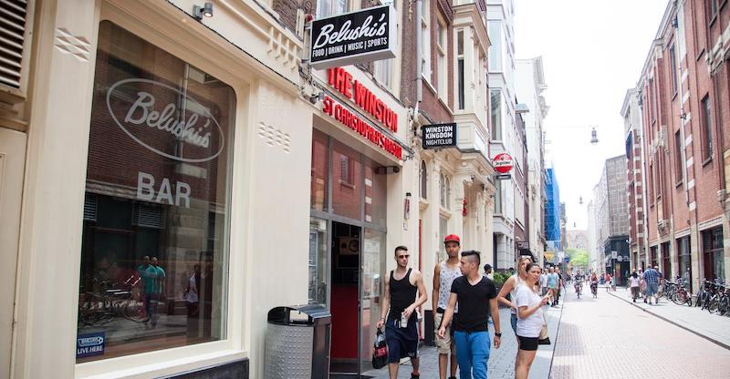 Amsterdam Red Light District Questions And Answers