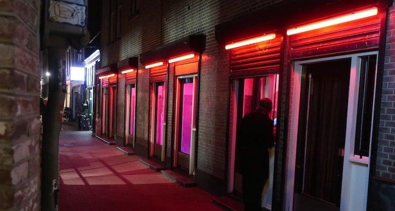 Amsterdam decriminalizing prostitution netherlands