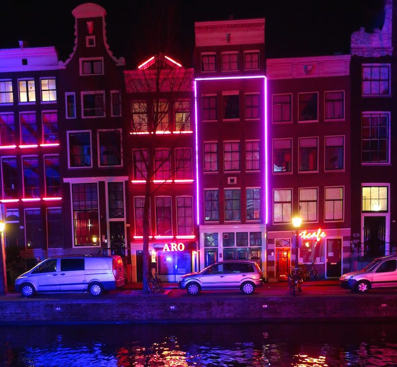 Amsterdam Red Light District Wiki