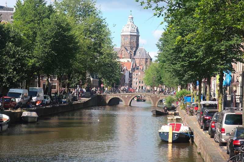 Amsterdam airbnb-rental