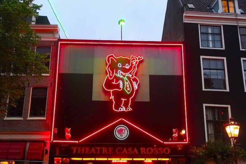 Casa Rosso Amsterdam Tickets