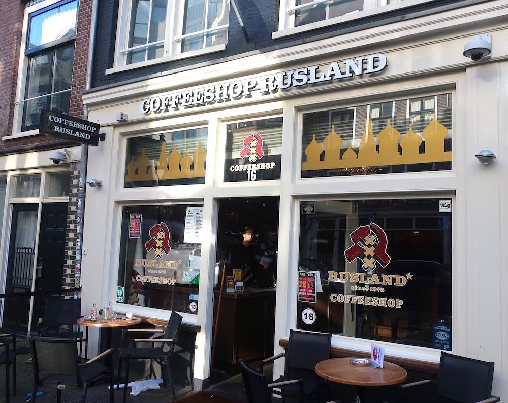 Coffee Shops in the Netherlands Open Again During Corona Crisis
