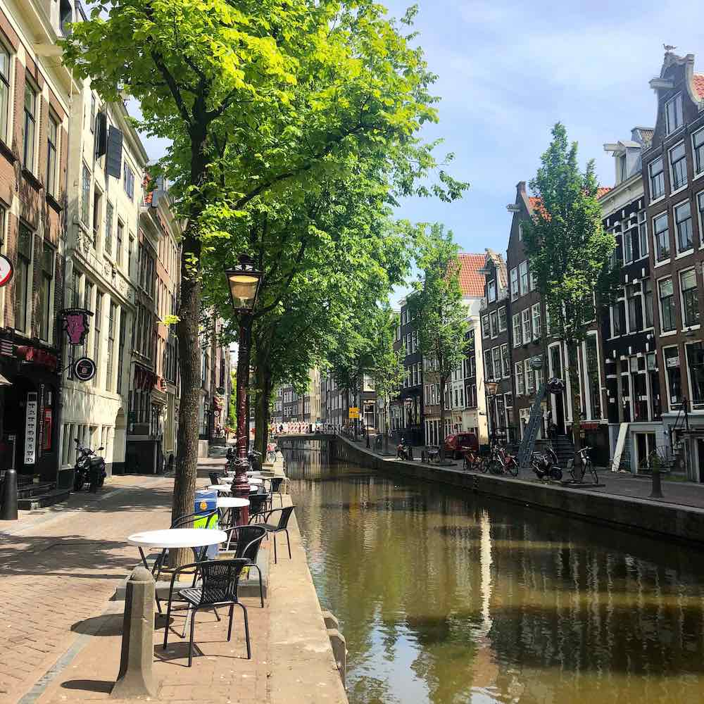 Amsterdam Red Light District Update
