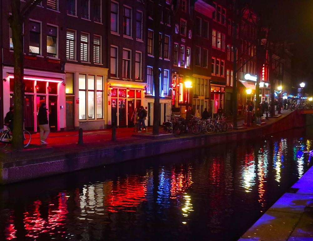 red light tours amsterdam